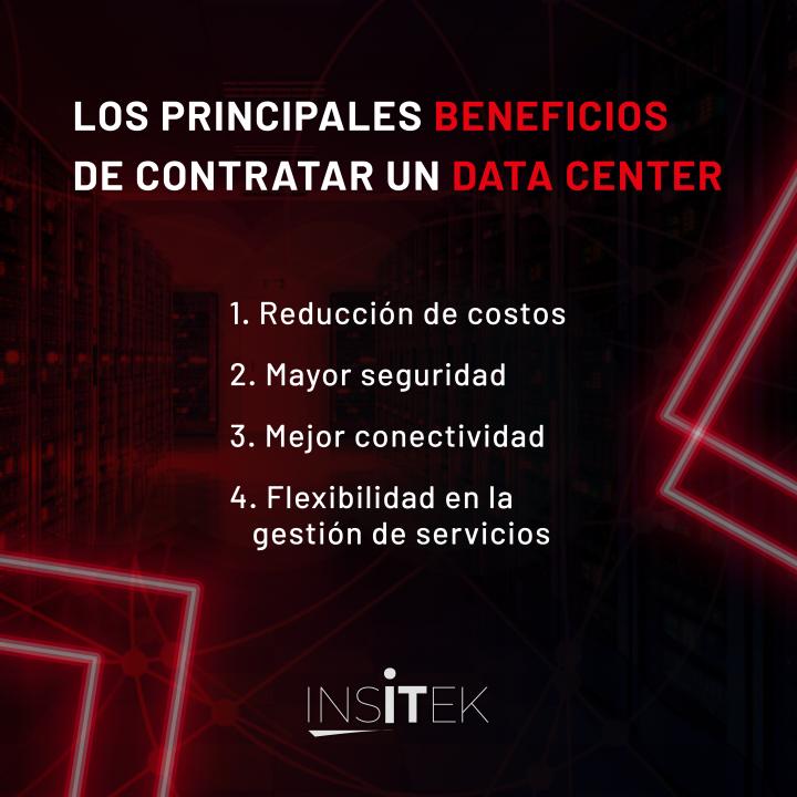 Beneficios del Data Center