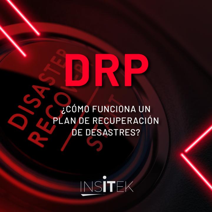 ¿Cómo funciona un DRP?